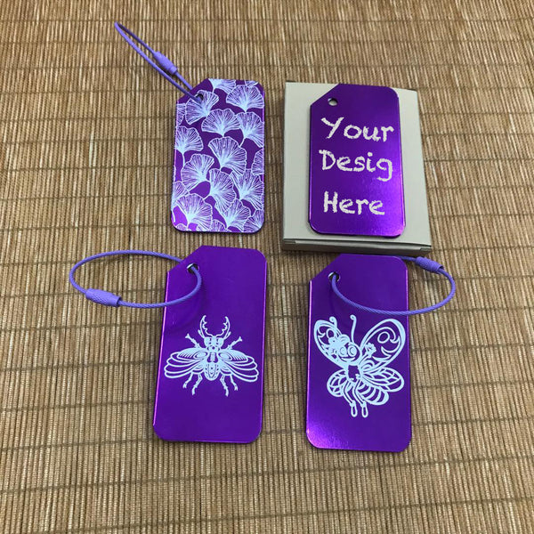 Custom Luggage Tag 29 (2pcs per set)