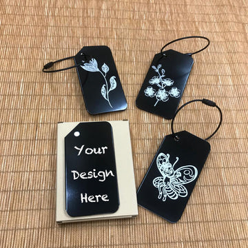 Custom Luggage Tag 28 (2pcs per set)
