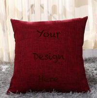 Custom Cushion Cover 02