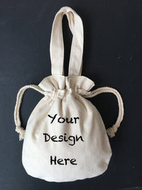 Custom Drawstring Bag 04