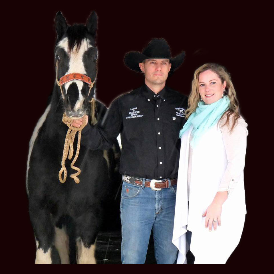 Jason & Bronwyn Irwin Horsemanship horse training videos dvds