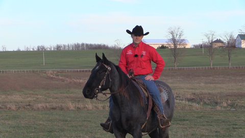 Jason Irwin Colt Starting The Horse Trainers RFD-TV Canada The Cowboy Channel Canada