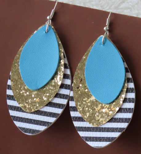 Sailing Away Earrings