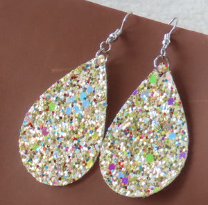 Barrel Racer Bling Earrings
