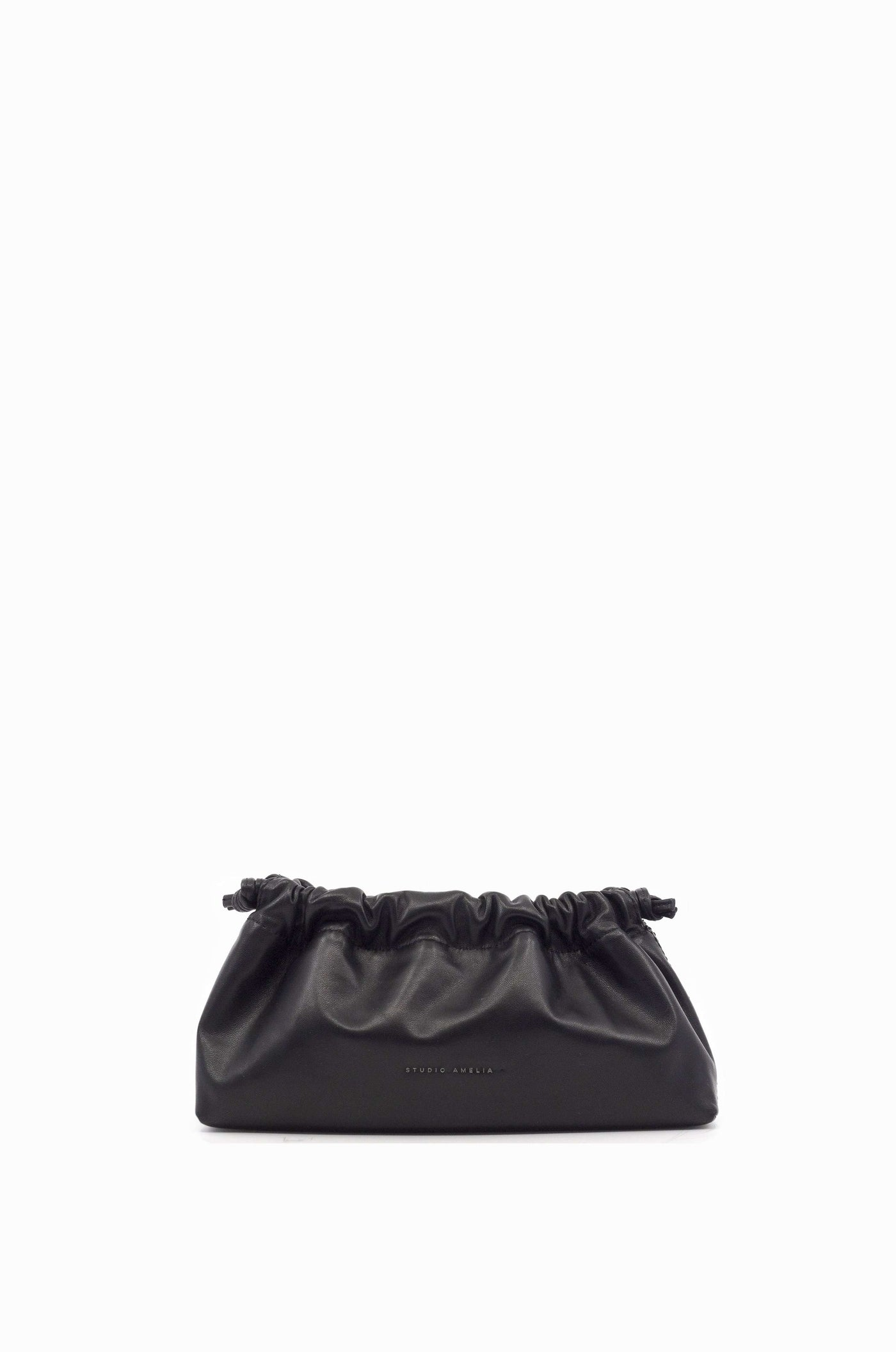 Mini Drawstring Bag | Black