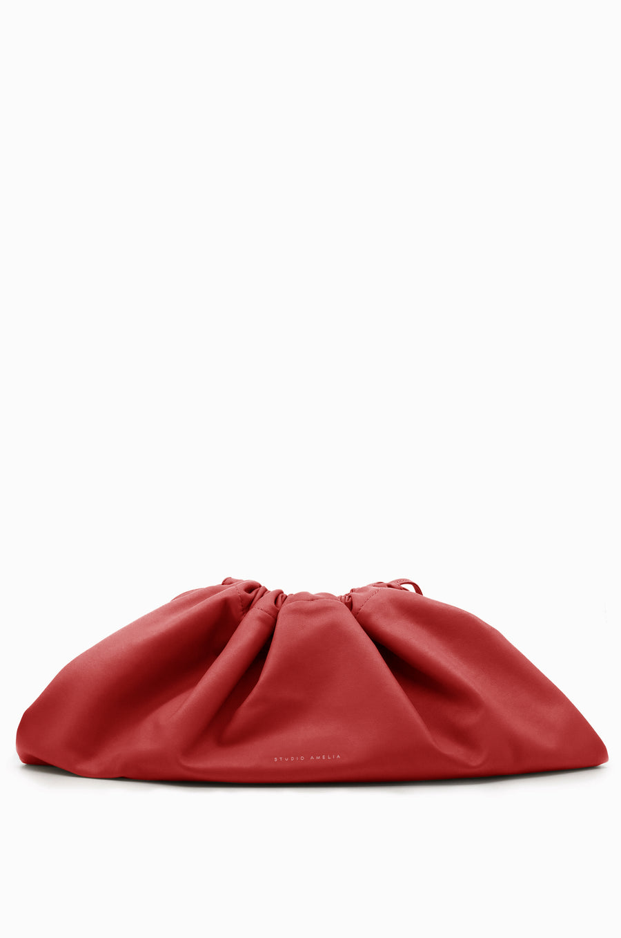 Maxi Drawstring Bag | Scarlet