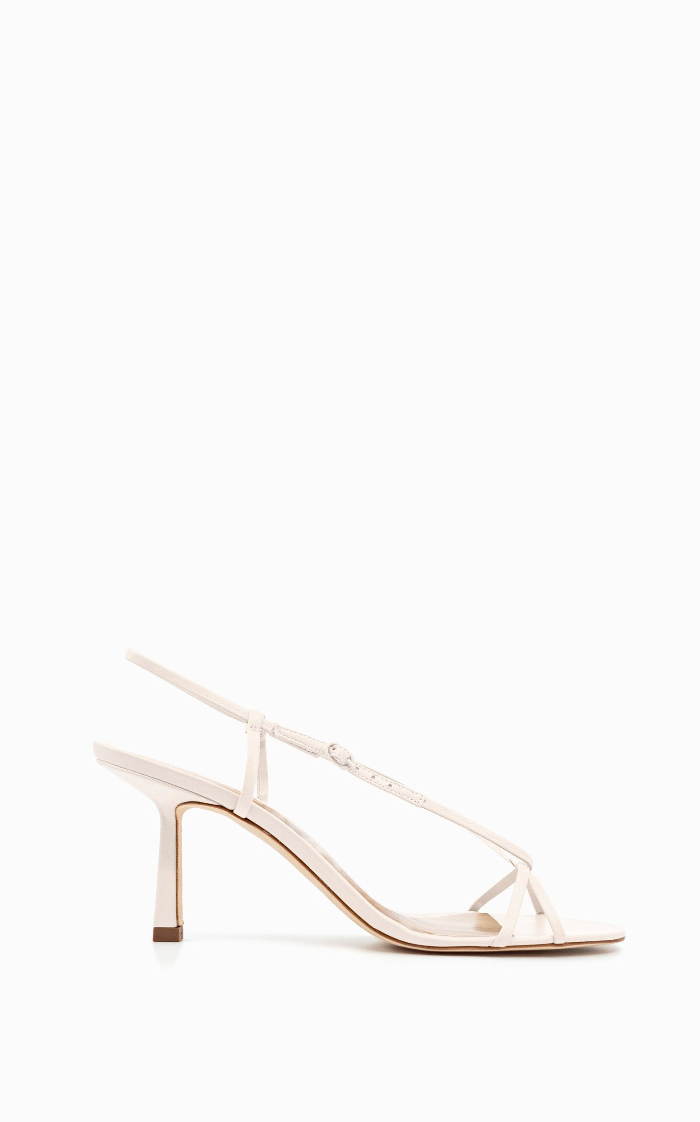 Preorder Entwined 70 Heel | Stone