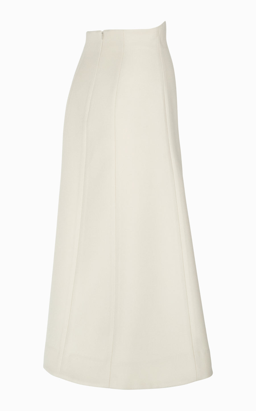 Preorder Girdle Midi Skirt | Bone