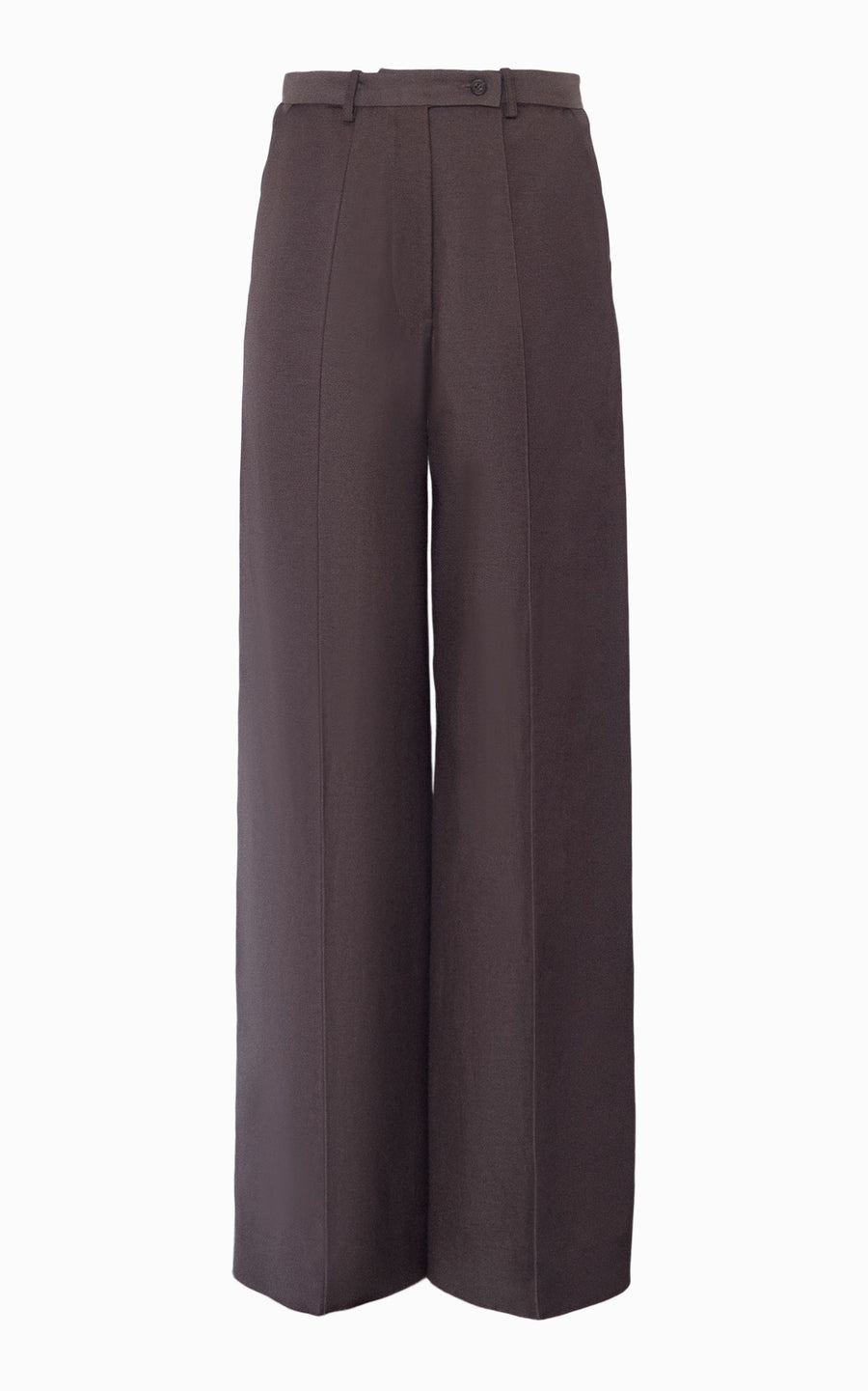 Inverse Wide Pant | Chocolate