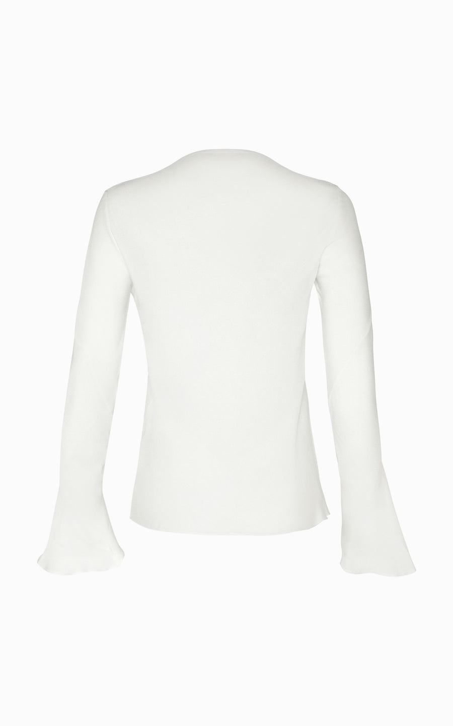 Preorder Double Helix Long Sleeve Top | Ivory