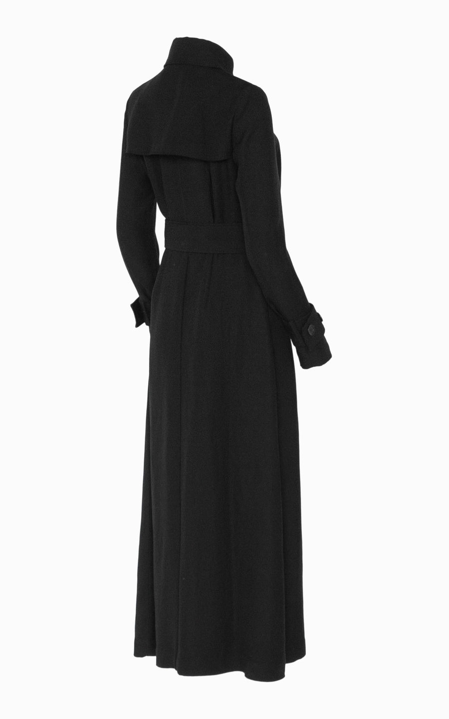 Marple Dress Coat | Black