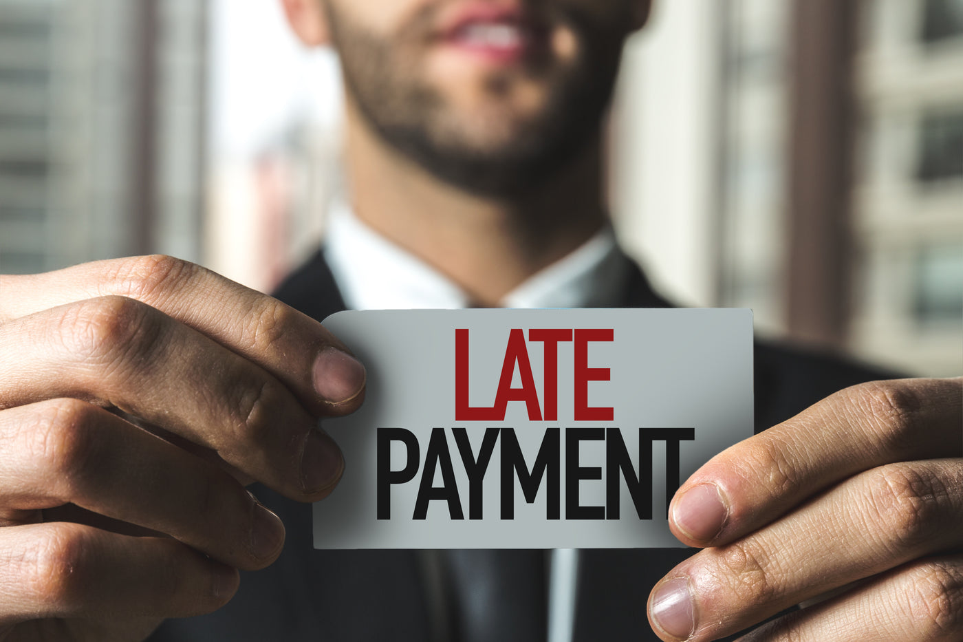 Late Payment Dispute Letter