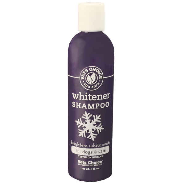 Whitener Shampoo for Dogs and Cats