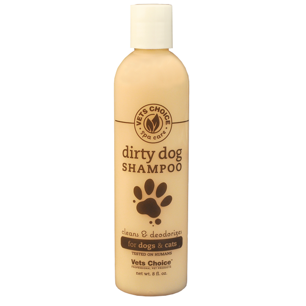 Dirty Dog Shampoo for Dogs and Cats