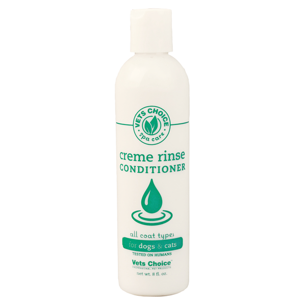 Creme Rinse Conditioner for Dogs and Cats