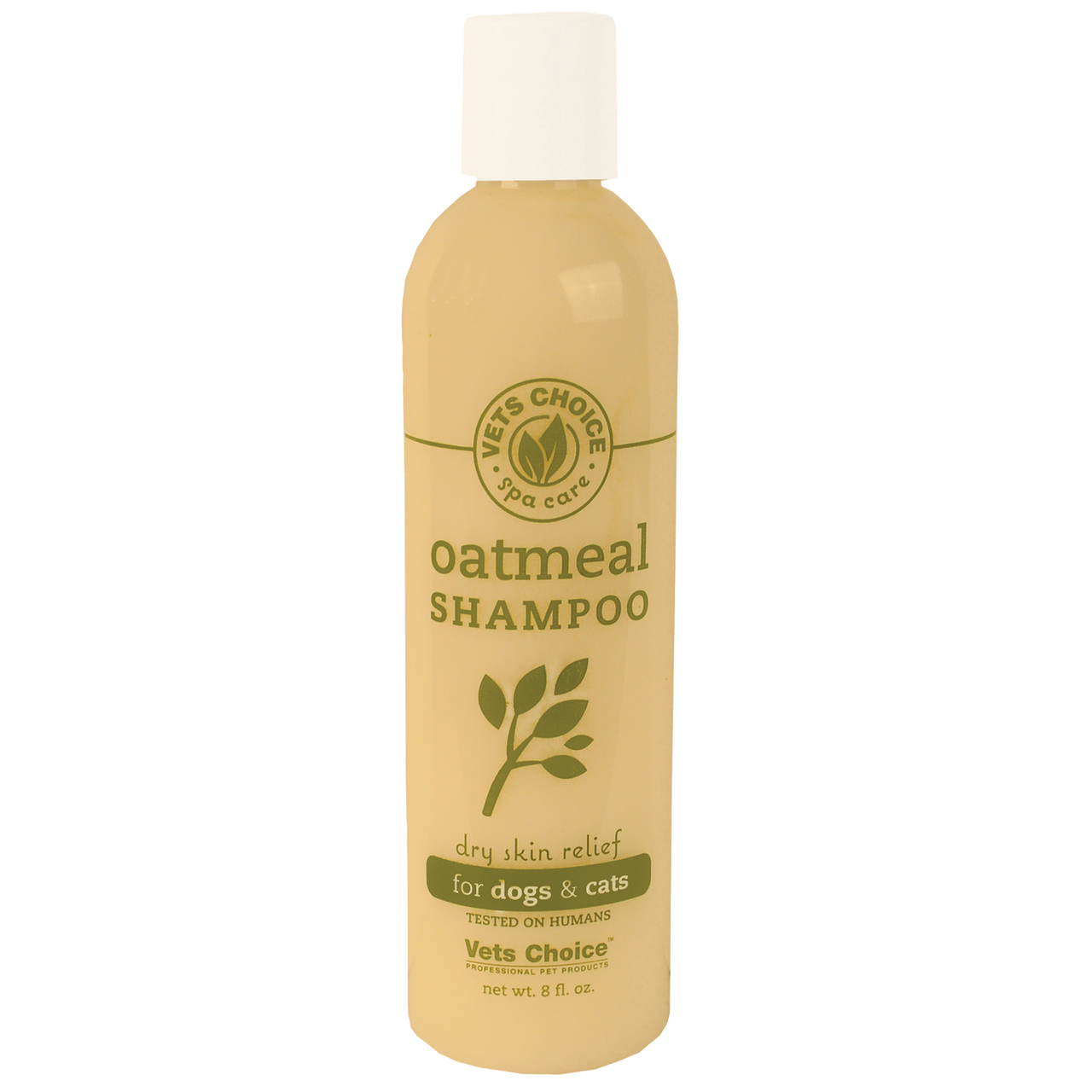 Oatmeal Shampoo for Dogs and Cats