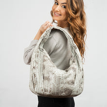 Jocasi Python Keda Bag in Natural