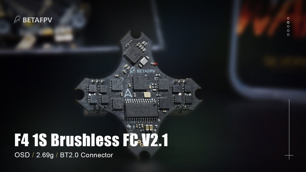 F4 1s Brushless