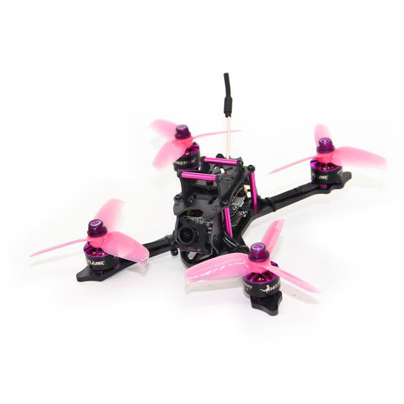 HGLRC XJB-145 145mm Micro FPV Racing Drone - PNP Purple