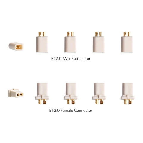 BT2.0 Connectors