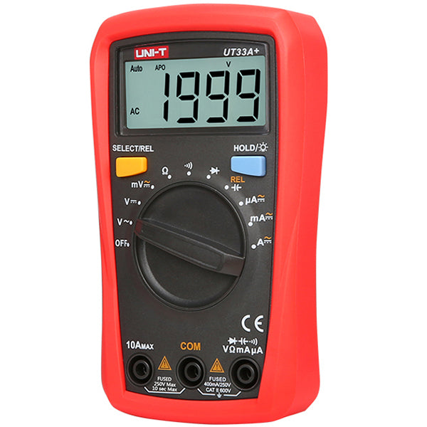 Multimeter Auto Ranging