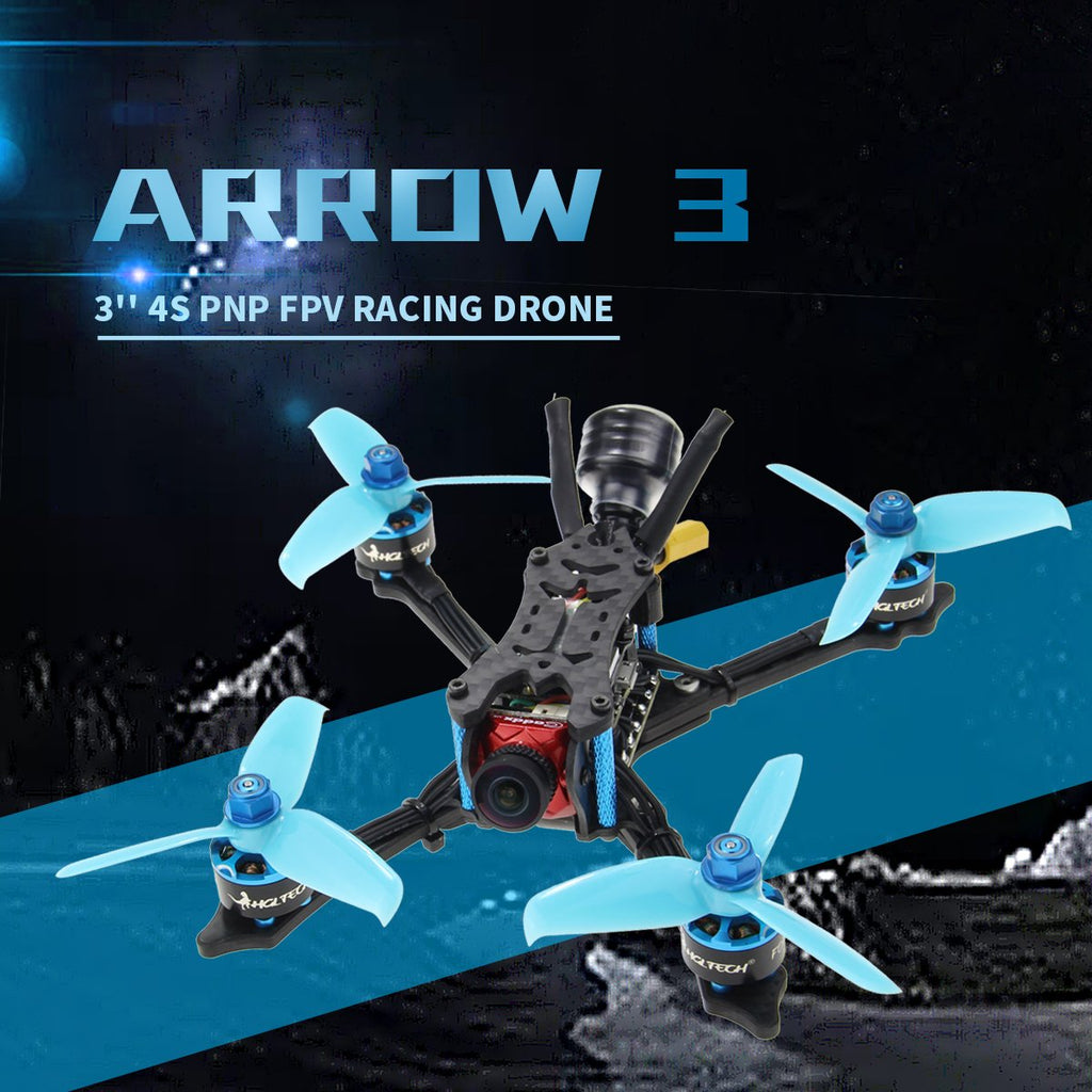 HGLRC Arrow 3 4S FPV Racing Drone
