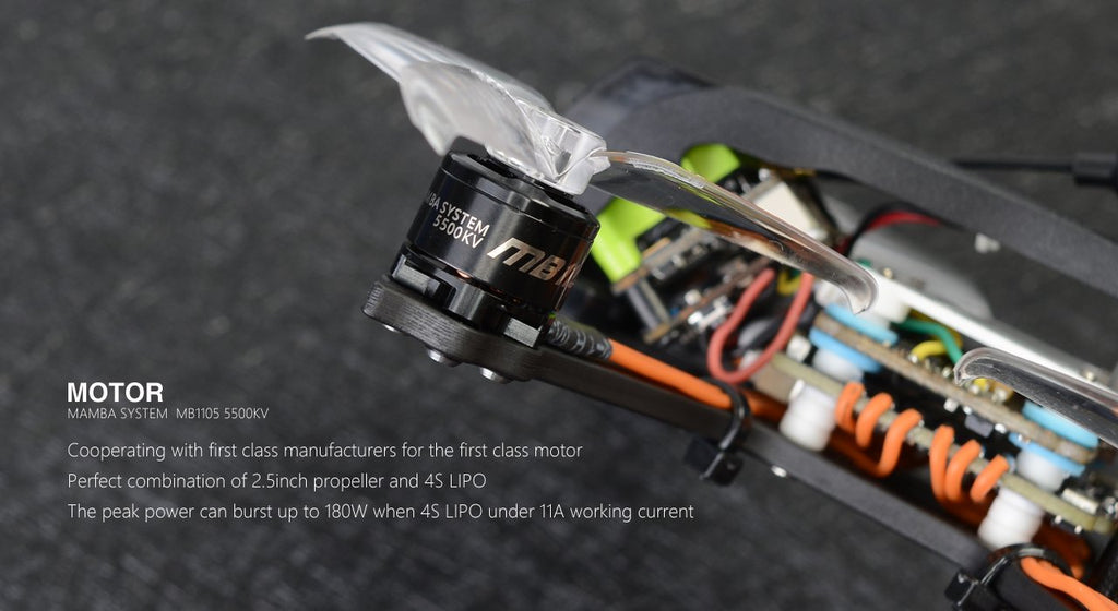 Mamba System 1408 Brushless Motors