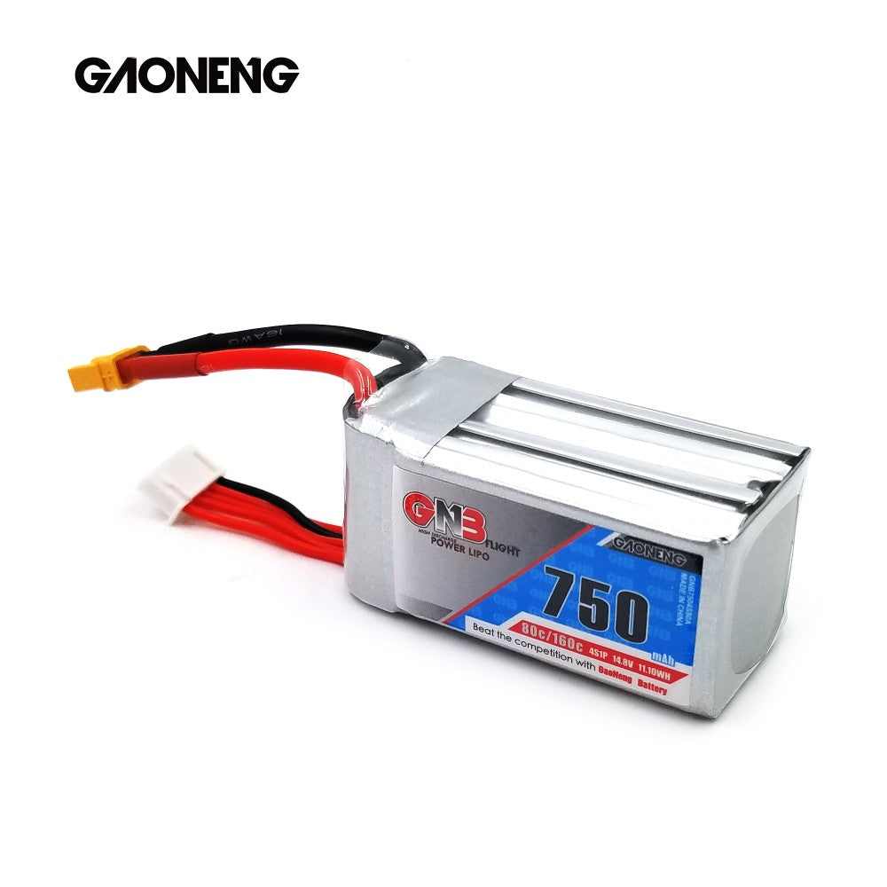 LiPo Battery GNB 4s 750mah