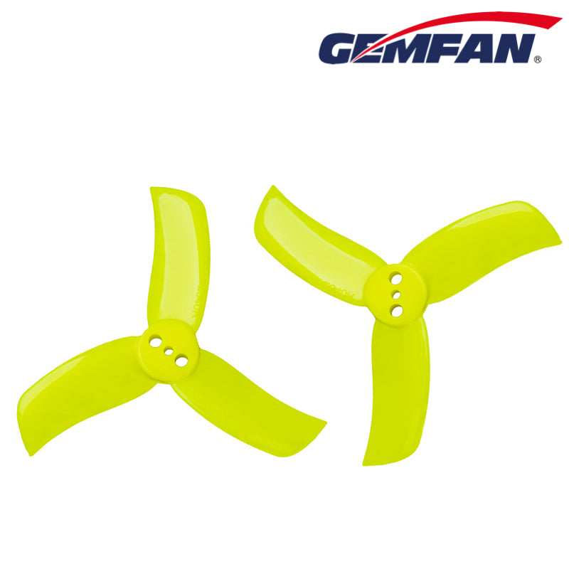 Gemfan Hulkie 2040-3 Yellow