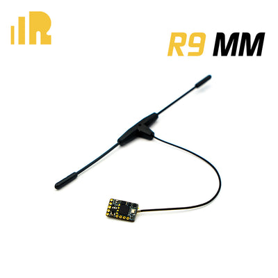 FrSky R9 MM Long Range Receiver Inverted S.Port Compatibility with More External Devices