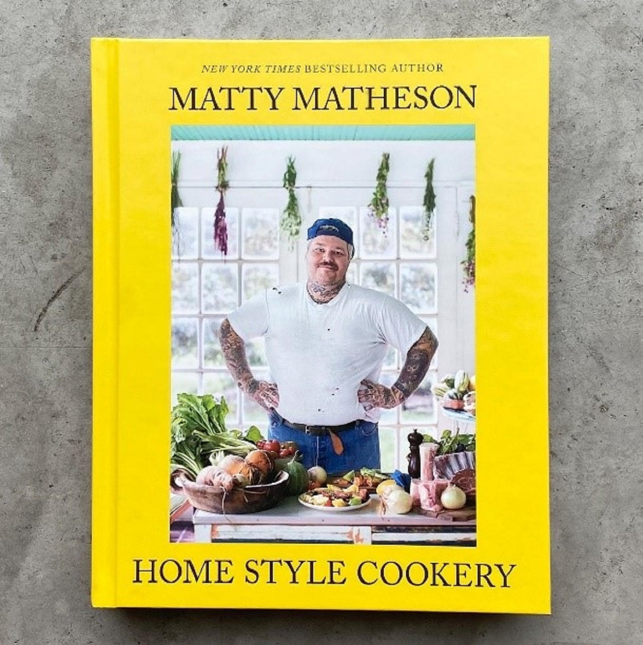Homestyle cookery book