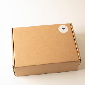Craft Brown Eco Friendly Gift Box