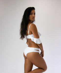 Signature Castaway Top - White