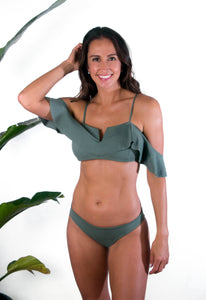 Lani Hipster Bottom - Army Green