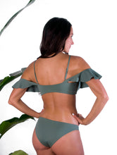 Load image into Gallery viewer, Classic Castaway Top - Army Green