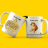 "Taza 11 oz ""Cheems Vs Doge"""