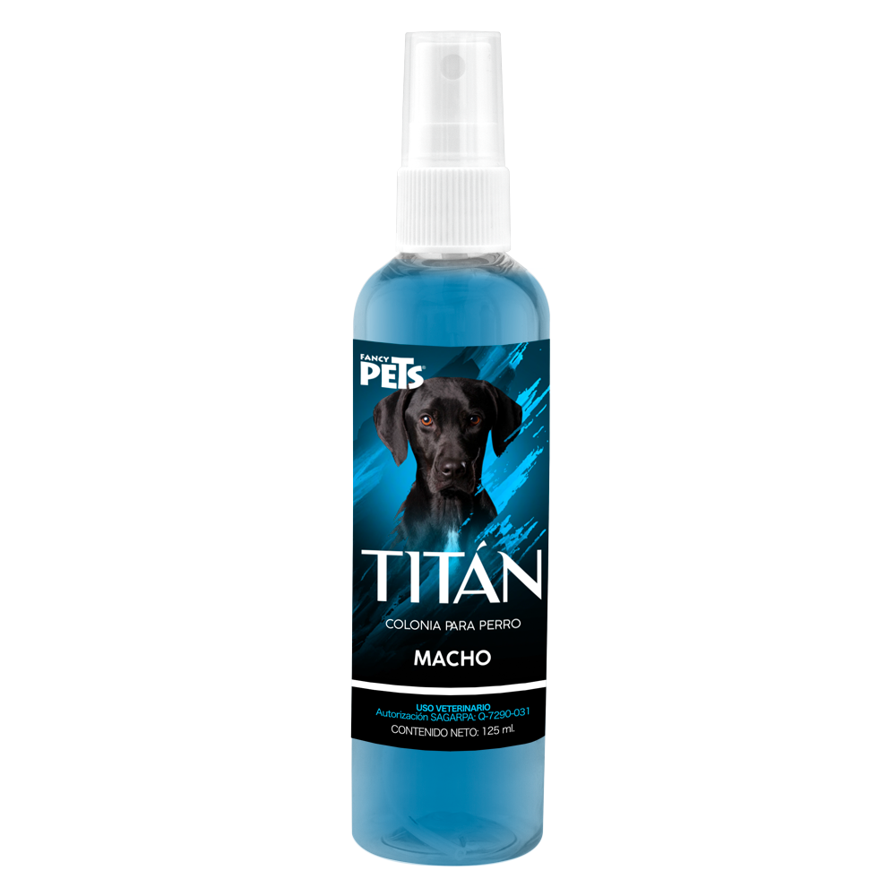 Colonia Titán 125 ml