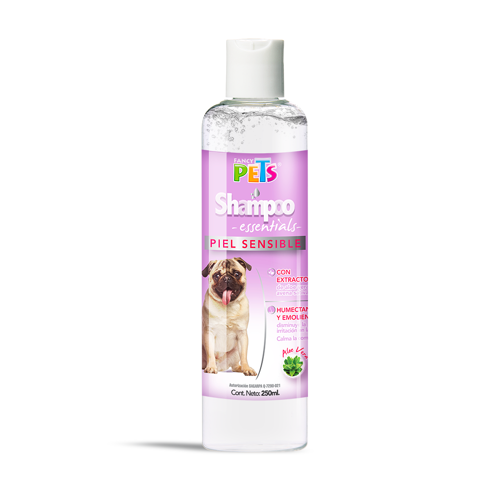 Shampoo essentials piel sensible 250 ml