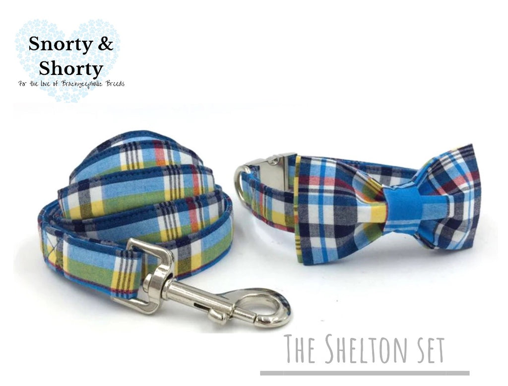 Luxury Pet Bow Collars Harnesses Leads and More – Snorty