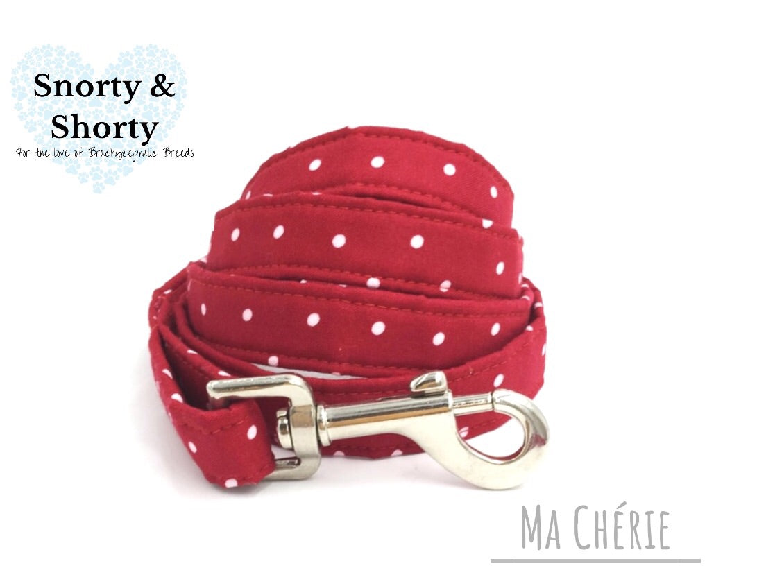 red and white, polka, dot, pet collar, stylish pets, luxury collars, bow collar, dogs, cats, vintage, fashion collars