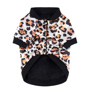 THE VIXEN LEOPARD PRINT JACKET