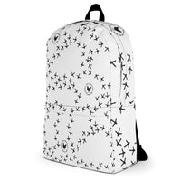 Chicken Footprint Backpack