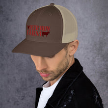 Load image into Gallery viewer, Deer Run Farm Trucker Cap