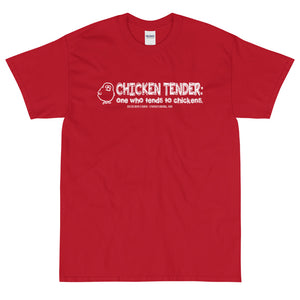 Chicken Tender Shirt - White Imprint