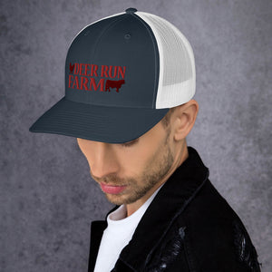 Deer Run Farm Trucker Cap