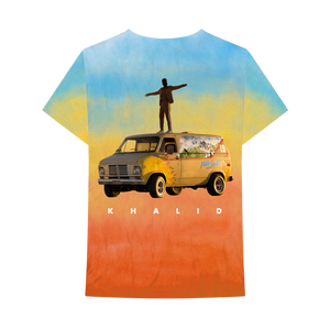 Free Spirit Sky Dyed T-Shirt + Digital Album