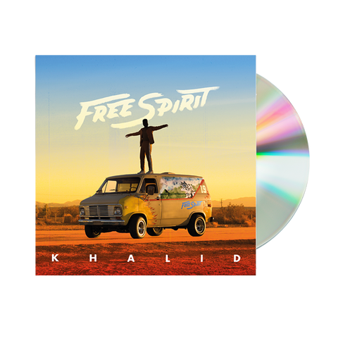 Free Spirit CD + Digital Album