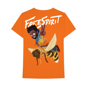 FREE SPIRIT BEE T-SHIRT