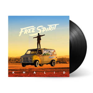 Free Spirit Vinyl + Digital Album