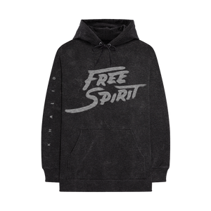 Free Spirit Acid Hoodie + Digital Album